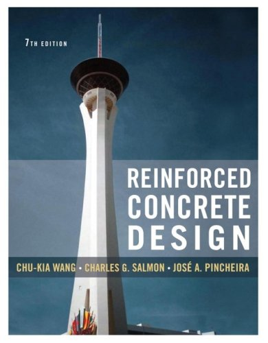 Reinforced Concrete Design  7th 2007 (Revised) 9780471262862 Front Cover