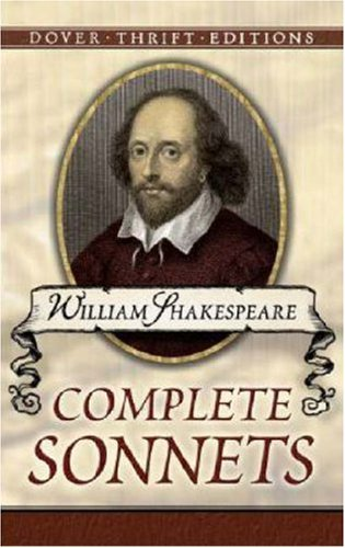 William Shakespeare - Complete Sonnets   1991 edition cover