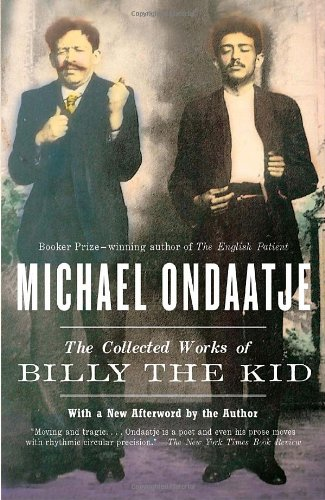 Collected Works of Billy the Kid   1996 edition cover