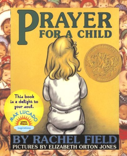 Prayer for a Child   2005 9780689878862 Front Cover