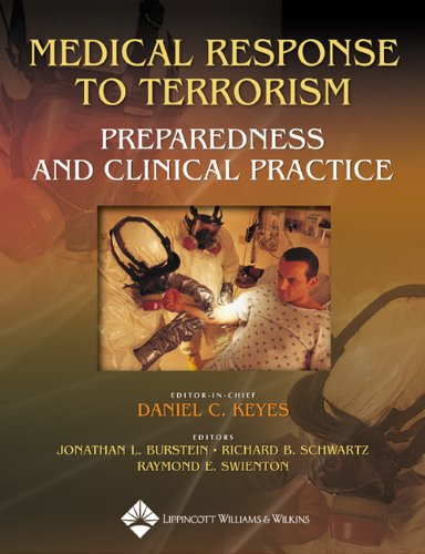 Medical Response to Terrorism Preparedness and Clinical Practice  2005 edition cover