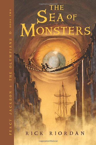 Sea of Monsters  2nd 2006 (Revised) edition cover