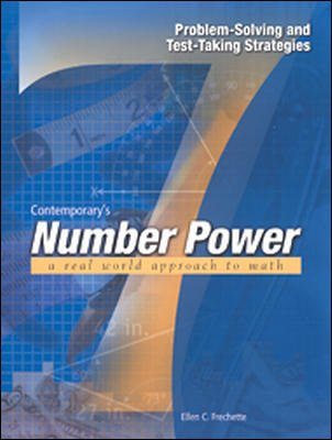 Number Power 7 Problem Solving and Test-Taking Strategies  2000 edition cover