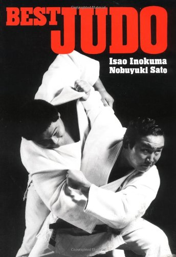 Best Judo   1986 edition cover