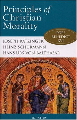 Prinzipien Chrislicher Moral  N/A edition cover