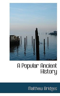 Popular Ancient History  N/A 9781116797862 Front Cover