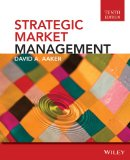 Strategic Market Management,:   2013 edition cover