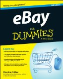 EBay for Dummies  8th 2013 edition cover