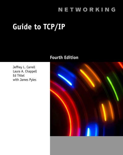 Guide to TCP/IP  4th 2013 edition cover