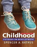 Childhood: Voyages in Development  2016 9781305861862 Front Cover