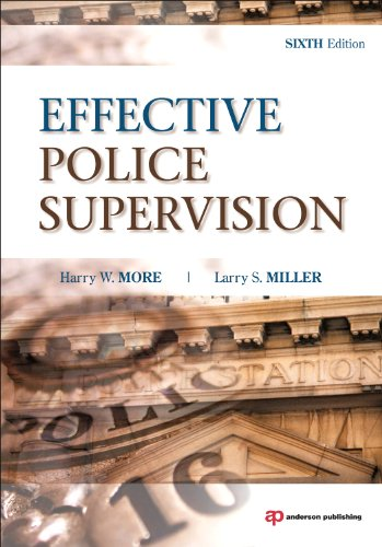 Effective Police Supervision  6th 2011 (Revised) edition cover