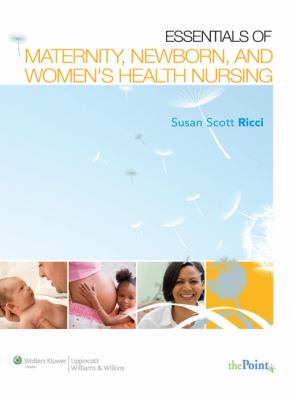 PrepU for Ricci's Essentials of Maternity, Newborn, and Women's Health Nursing  3rd 9781451148862 Front Cover
