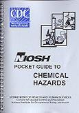 NIOSH POCKET GDE.TO CHEMICAL H 1st edition cover