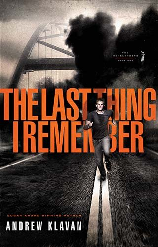 Last Thing I Remember   2010 edition cover