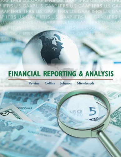 Financial Reporting and Analysis  5th 2012 edition cover