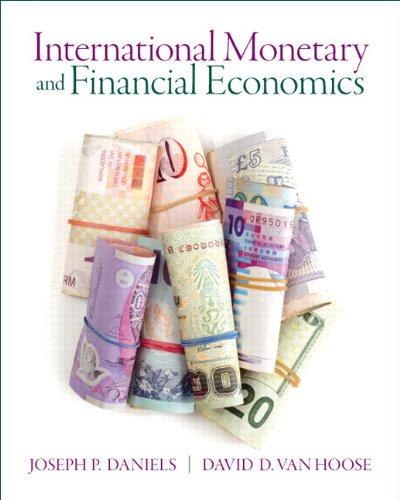 International Monetary and Financial Economics   2014 edition cover