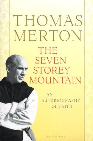 Seven Storey Mountain  50th 1948 (Anniversary) edition cover