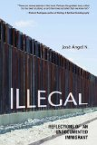 Illegal Reflections of an Undocumented Immigrant  2014 edition cover