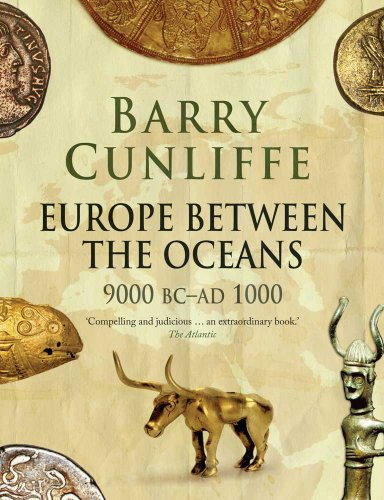 Europe Between the Oceans 9000 BC-AD 1000  2011 edition cover