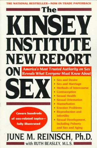 Kinsey Institute New Report on Sex  Revised  9780312063863 Front Cover