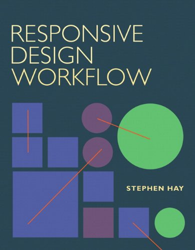 Responsive Design Workflow   2013 edition cover