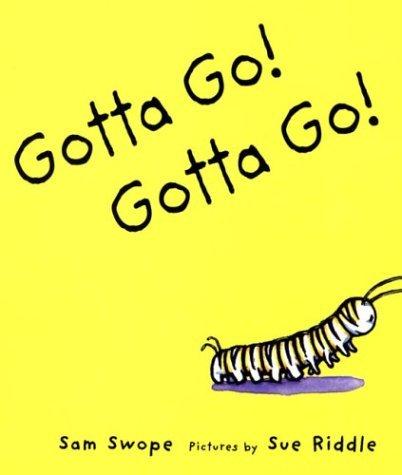 Gotta Go! Gotta Go!  Reprint edition cover