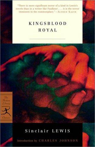 Kingsblood Royal   2001 edition cover