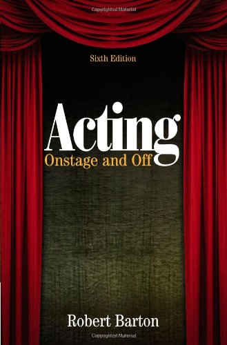 Acting Onstage and Off 6th 2012 edition cover