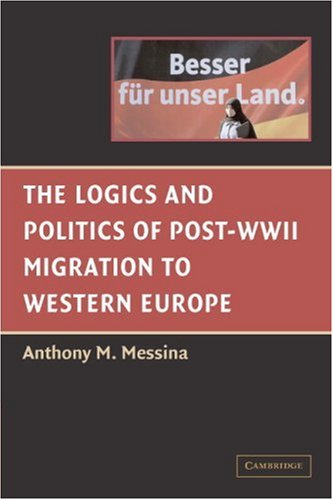 Logics and Politics of Post-WWII Migration to Western Europe   2007 edition cover