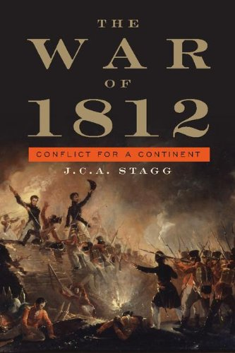 War of 1812 Conflict for a Continent  2011 9780521726863 Front Cover