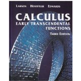 Calculus Early Transcendental Functions 3rd 2003 9780618226863 Front Cover