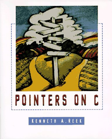 Pointers on C  1st 1998 edition cover