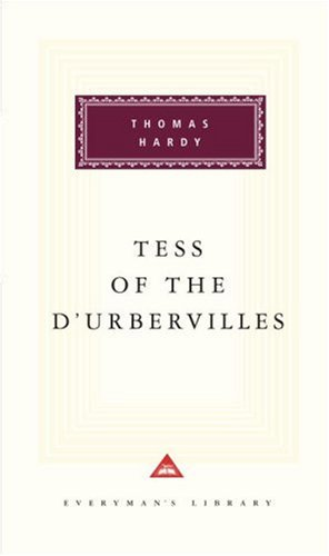 Tess of the D'Urbervilles  N/A 9780679405863 Front Cover