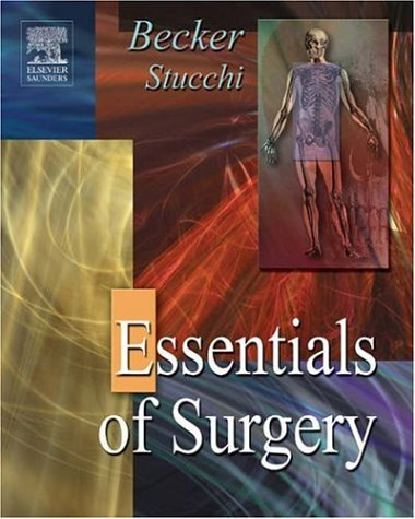 Essentials of Surgery   2006 9780721681863 Front Cover