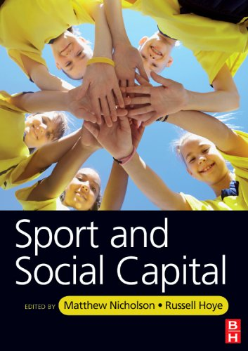 Sport and Social Capital   2008 9780750685863 Front Cover