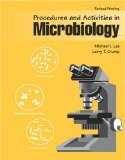 Procedures and Activities in Microbiology  Revised 9780757516863 Front Cover