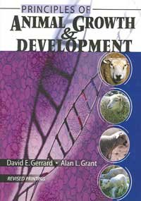 Principles of Animal Growth and Development   2006 (Revised) edition cover