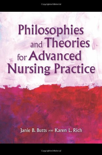 Philosophies and Theories for Advanced Nursing Practice   2011 (Revised) edition cover