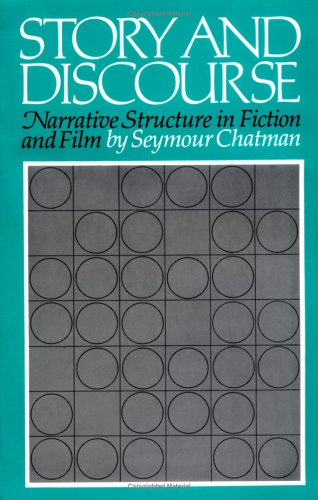 Story and Discourse Narrative Structure in Fiction and Film  1980 edition cover