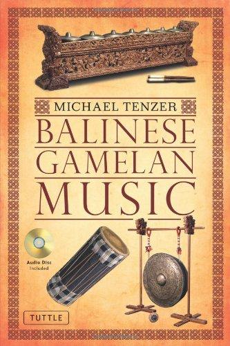 Balinese Gamelan Music  3rd 2011 edition cover