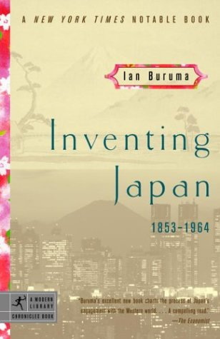 Inventing Japan 1853-1964  2004 edition cover