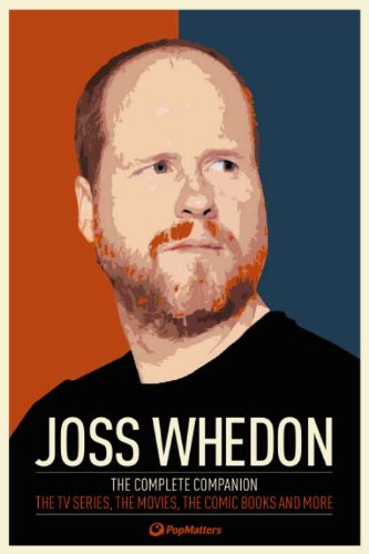 Joss Whedon The Complete Companion - The TV Series, the Movies, the Comic Books and More  2012 edition cover