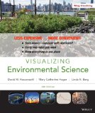 Visualizing Environmental Science  4th 2012 edition cover