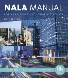 NALA Manual for Paralegals and Legal Assistants A General Skills and Litigation Guide for Today's Professionals 6th 2015 edition cover