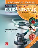 Lab Manual for Microbiology Fundamentals - A Clinical Approach  2nd 2016 edition cover