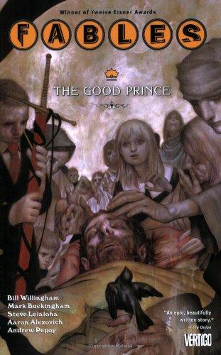 Good Prince   2002 edition cover