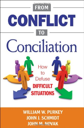 From Conflict to Conciliation How to Defuse Difficult Situations  2010 edition cover