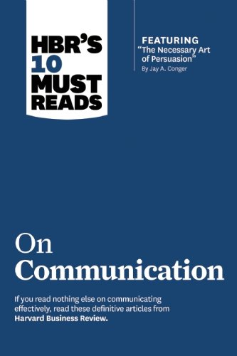 On Communication   2013 edition cover