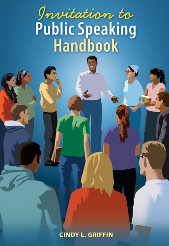 Invitation to Public Speaking   2011 (Handbook (Instructor's)) 9781439035863 Front Cover