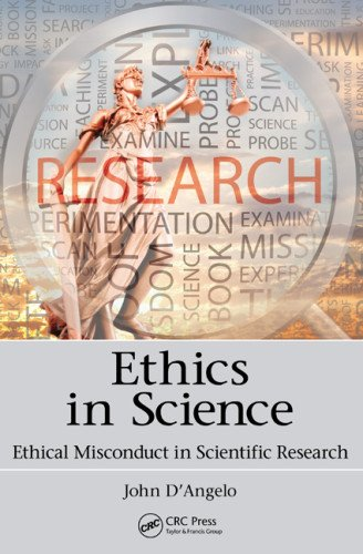 Ethics in Science Ethical Misconduct in Scientific Research  2012 edition cover